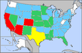2004 november west nile map.png