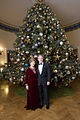 2007 Blue Room Tree - Laura & G.W. Bush.jpg
