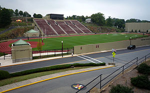 Alumni Memorial Field - Alumni Memorial Field at Foster Stadium