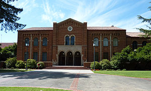 Fresno City College - Library