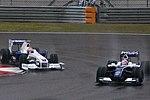 2009 Formula 1 Grand Prix of China - Shanghai Circuit (3479982856).jpg