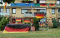 2010 FIFA World Cup Germany national football team Fan in Uetersen 08.jpg