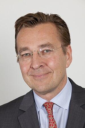 german politican Erck Rickmers