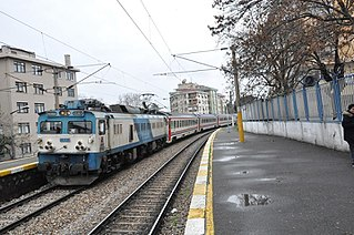 Kartal railway station