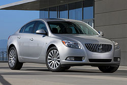 Buick Regal CXL (2011)
