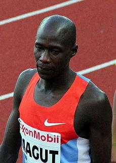James Kiplagat Magut Kenyan middle-distance runner