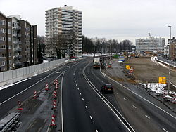 20130313 Construction site tunnel A2 Maastricht.JPG