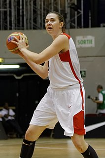 Ruth Hamblin Canadian basketball player