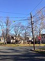 2014-12-26 12 17 32 Utility pole, sodium vapor street light and stop sign along Concord Avenue at Pingree Avenue in Ewing, New Jersey.JPG