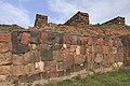 2014 Erywań, Erebuni, Ruiny twierdzy (02).jpg
