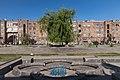 2014 Prowincja Szirak, Giumri, Budynki mieszkalne, Ulica Szahumiana (02).jpg