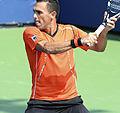 2014 US Open (Tennis) - Tournament - Victor Estrella Burgos (15097462225).jpg