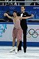 2014 Winter Olympics - Elena Ilinykh and Nikita Katsalapov - 02.jpg