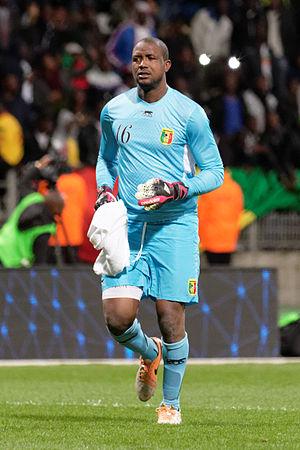 Soumbeïla Diakité - Image: 20150331 Mali vs Ghana 142