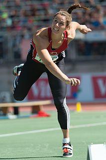 Katharina Molitor German javelin thrower