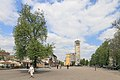 2015 Sokal, Plac w centrum miasta 01.JPG