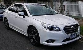2015 Subaru Liberty (MY15) 2.5i Premium sedan (2015-06-03) 01.jpg