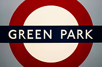 2016-02 Green Park underground london.jpg