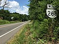2016-07-19 12 11 14 View west along Virginia State Route 263 (Bryce Boulevard) just west of U.S. Route 11 (Main Street) in Mount Jackson, Shenandoah County, Virginia.jpg