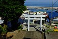 2016-08-05 Yashiro-Shrine in Kami Island (Mie) 神島民家・路地、八代神社 DSCF6188.jpg