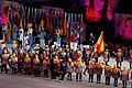 2016 Summer Olympics opening ceremony 1035365-olimpiadas abertura-2686.jpg