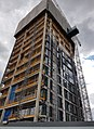 2016 Woolwich, Royal Arsenal, Waterfront construction site 18.jpg