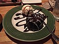 2017-10-04 21 50 18 A triple-chocolate meltdown at the Applebee's on Virginia State Route 7 (Harry Byrd Highway) in Countryside, Loudoun County, Virginia.jpg