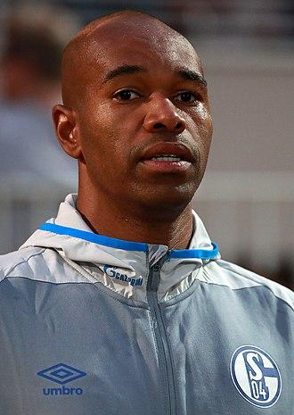 Naldo (footballer, born 1982) - Naldo with Schalke 04 in 2018