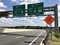 2018-10-03 13 20 30 View east along Interstate 76 just east of Exit 354 in Camden, Camden County, New Jersey.jpg