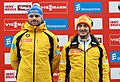 2018-11-24 Saturdays Victory Ceremonies at 2018-19 Luge World Cup in Igls by Sandro Halank–090.jpg