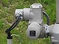 2019-05-19 (360) Rotary drive for gate valve from AUMA-Armaturenantriebe Ges.m.b.H. at Fischwanderhilfe Donaukraftwerk Melk, Austria.jpg