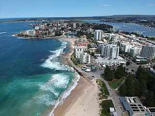 Cronulla, New South Wales Suburb of Sydney, New South Wales, Australia