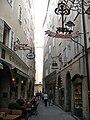 2052 - Salzburg - Goldgasse.JPG