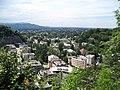 2186 - Salzburg - View from Mönchsberg.JPG