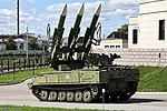 2P25M1 TEL from Kub-M1 at Tula State Museum of Weapons 02.jpg