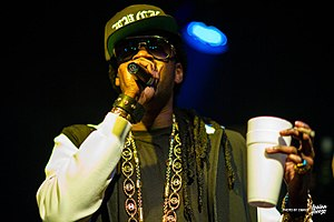 2 Chainz discography - 2 Chainz in April 2013.