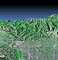 3-D Perspective Pasadena, California - GPN-2000-000449.jpg