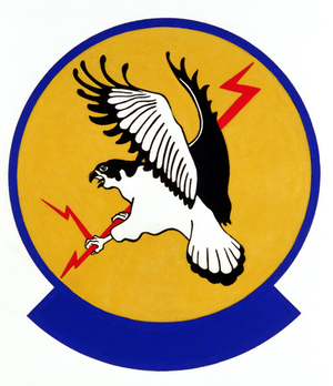 337th Flight Test Squadron - Image: 337 Tactical Fighter Sq emblem