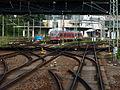 4000 17,0 4100 0,0 Einfahrt Heidelberg Hbf aus Mannheim.JPG