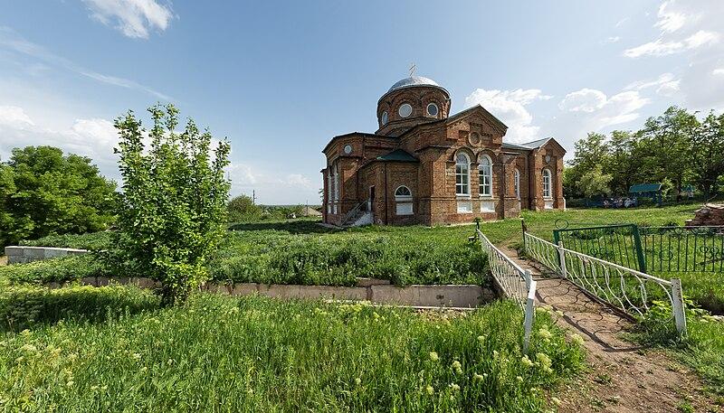 Церква св. Феодосія, село Михайлівка