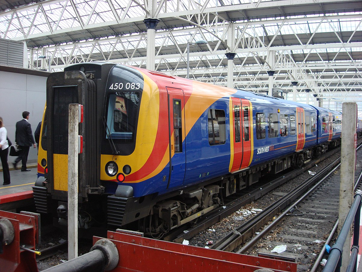 British Rail Class 450 Simple English Wikipedia The
