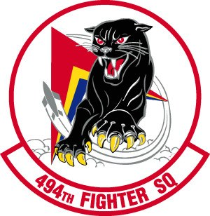 494th Fighter Squadron - Image: 494th Fighter Squadron