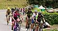 4 Etapa-Vuelta a Colombia 2018-Ciclistas en el Peloton 5.jpg