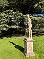 4 Statue Bases On The Upper South Terrace At Wollaton Hall Garden, Nottingham (5).jpg