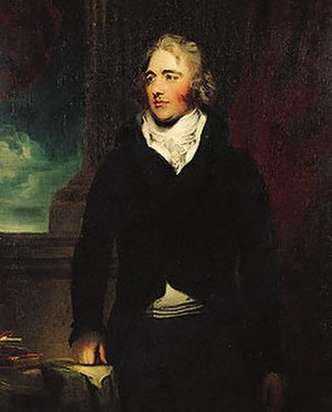 Secretary of State for War and the Colonies - Image: 4th Earl Of Buckinghamshire