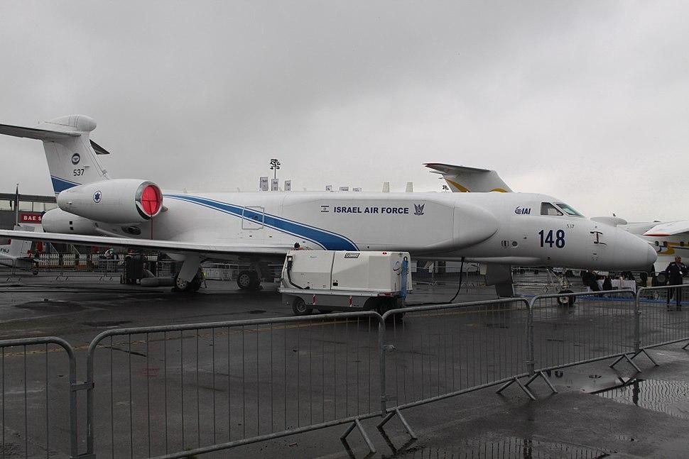 537 Gulfstream G.550 CAEW Israel Airforce (7337159024)