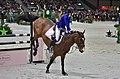 54eme CHI de Genève - 20141213 - Prix de la Fédération d'Elevage du Cheval de Sport CH - Pénélope Leprevost et Carnaval du Moulin CH 4.jpg