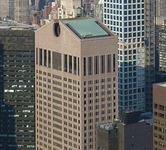 550 Madison Avenue - Sony Building in 2015