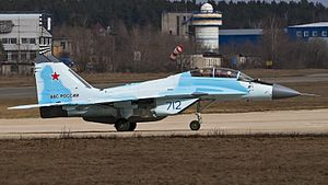 712BLUE MG29(M2)(MiG-35) Russian Air Force ZIA UUBW 2 (34559712481).jpg