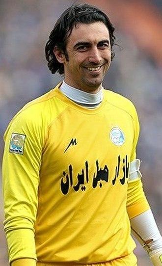 Mehdi Rahmati - in 2016